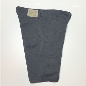 Levi's Gray cargo shorts 511 size 16 Reg